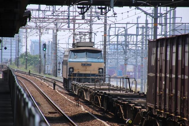 藤田八束の鉄道写真@貨物列車の写真、北海道、東北、関東、山陽、九州を走る_d0181492_22003462.jpg