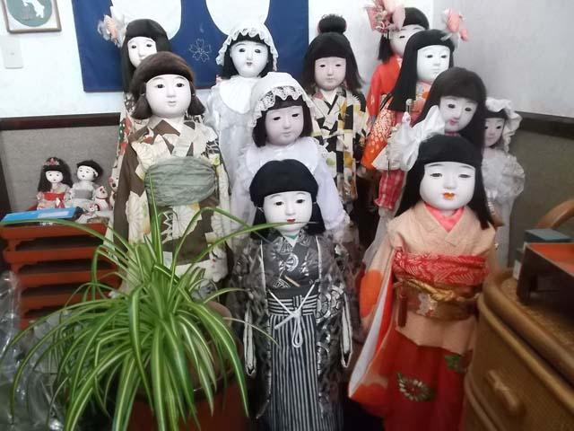 さようなら梅子、桜子たち。人形供養祭_f0019498_17342932.jpg