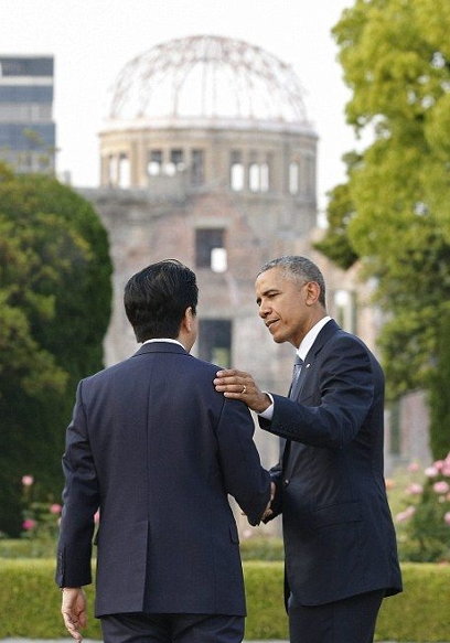 オバマさんの広島訪問に対する日本国内の異例の注目の高さ_b0007805_21412981.jpg