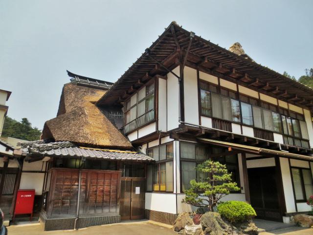 日本一時帰国 四万温泉へ1_b0064411_03421504.jpg