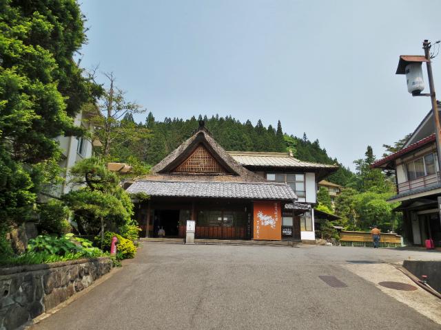日本一時帰国 四万温泉へ1_b0064411_03421531.jpg