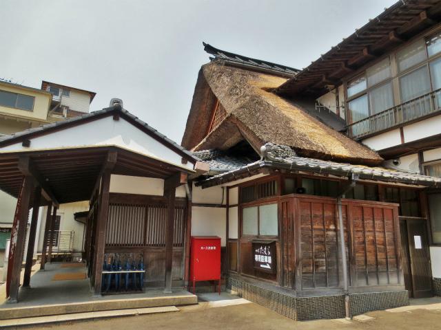 日本一時帰国 四万温泉へ1_b0064411_03421554.jpg