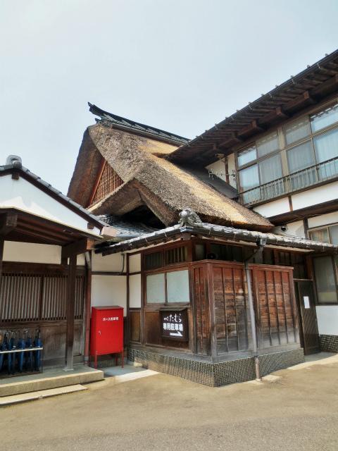日本一時帰国 四万温泉へ1_b0064411_03421592.jpg