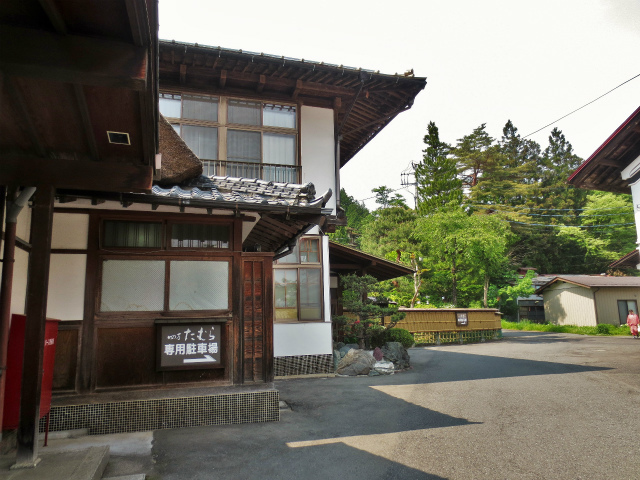 日本一時帰国 四万温泉へ1_b0064411_03431754.jpg