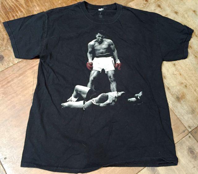 本日入荷! 70−80s HANES Tシャツ&モハメッド アリ Tシャツ!_c0144020_13444697.jpg