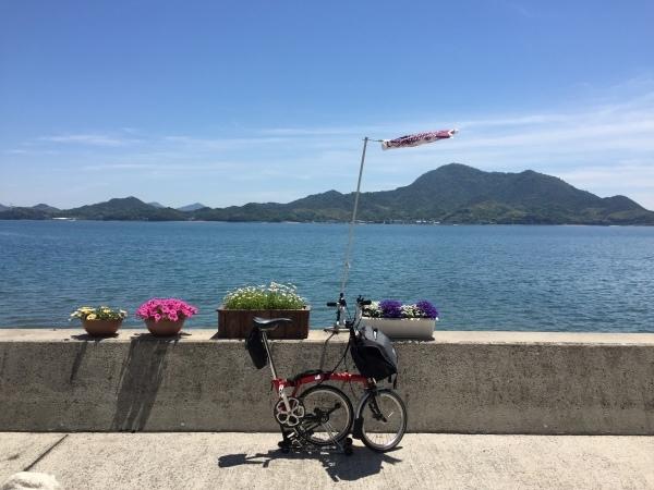 島ごと美術館の生口島サイクリングとスポーツアロマ体験_b0360823_20245669.jpg
