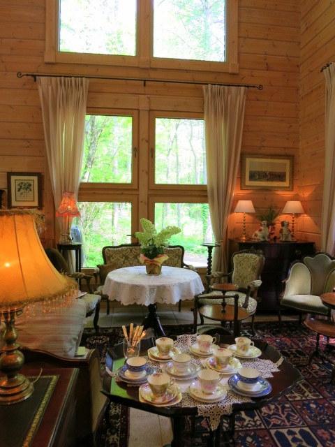 軽井沢で過ごす優雅な英国流TeaTime*ChaTea 紅茶教室_f0236260_1445953.jpg