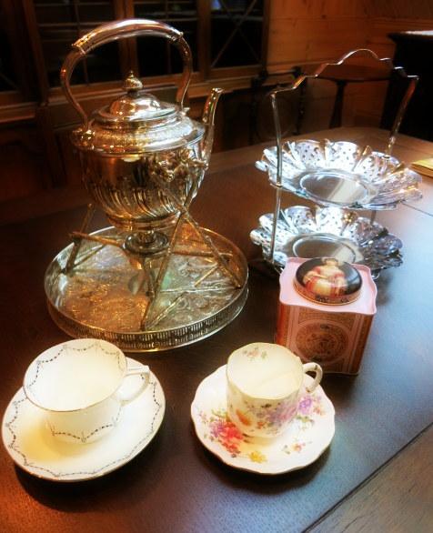 軽井沢で過ごす優雅な英国流TeaTime*ChaTea 紅茶教室_f0236260_1453270.jpg