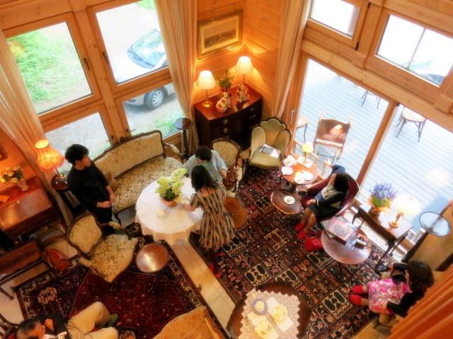軽井沢で過ごす優雅な英国流TeaTime*ChaTea 紅茶教室_f0236260_17183258.jpg