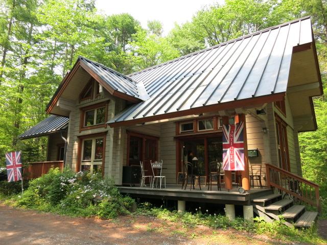 軽井沢で過ごす優雅な英国流TeaTime*ChaTea 紅茶教室_f0236260_1739728.jpg