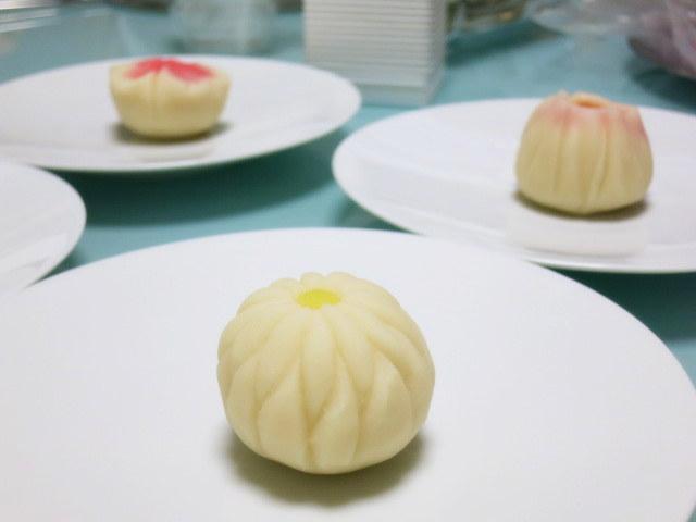 伊藤 郁さんに習う「基本の和菓子」 @maki cooking studio_f0236260_22111082.jpg