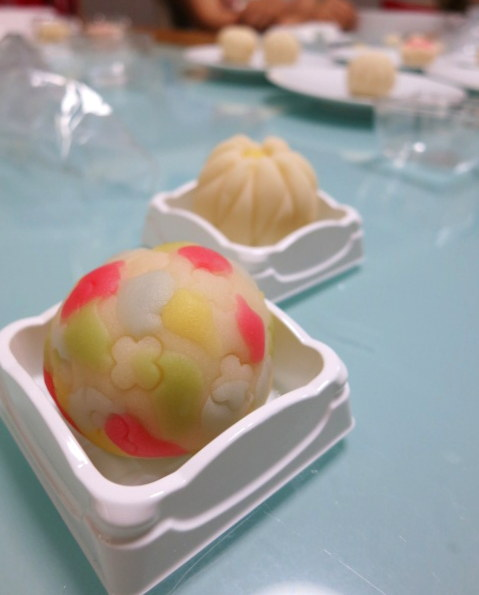伊藤 郁さんに習う「基本の和菓子」 @maki cooking studio_f0236260_221768.jpg