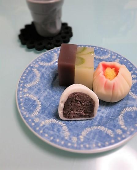 伊藤 郁さんに習う「基本の和菓子」 @maki cooking studio_f0236260_22211865.jpg