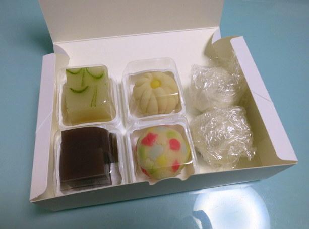 伊藤 郁さんに習う「基本の和菓子」 @maki cooking studio_f0236260_22215488.jpg