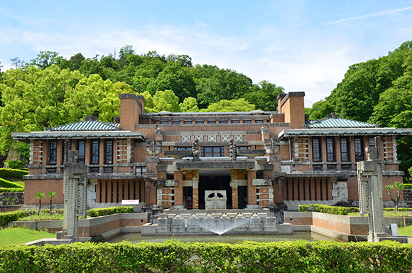 建物探訪「デ・レーケを学び、明治村・如庵を見る」_e0164563_9282798.jpg