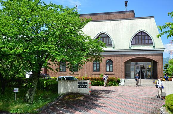 建物探訪「デ・レーケを学び、明治村・如庵を見る」_e0164563_928775.jpg