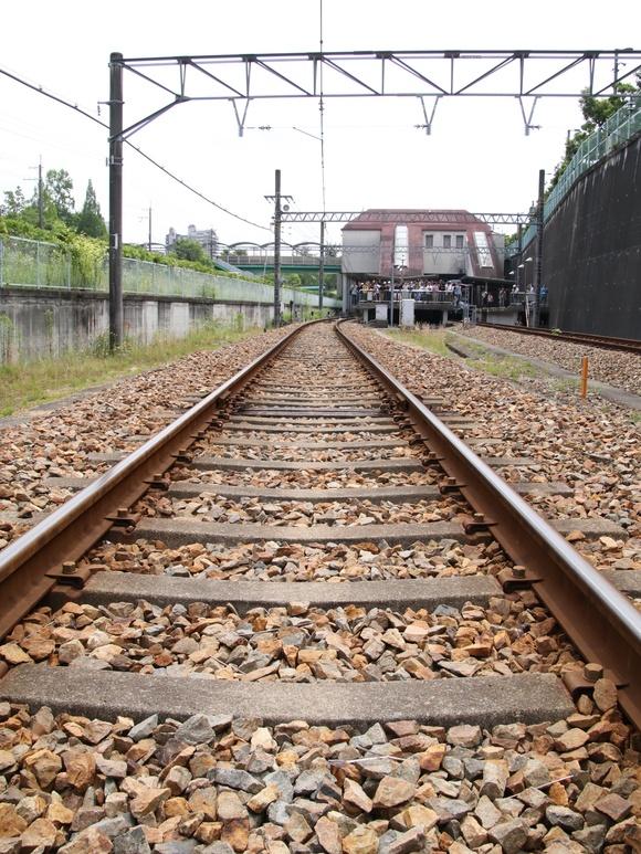 さよなら僕たちの1500系 日生中央駅での撮影会_d0202264_20341065.jpg