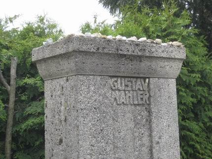 マーラーの墓参り (グリンツィング墓地)_a0280569_22334282.jpg