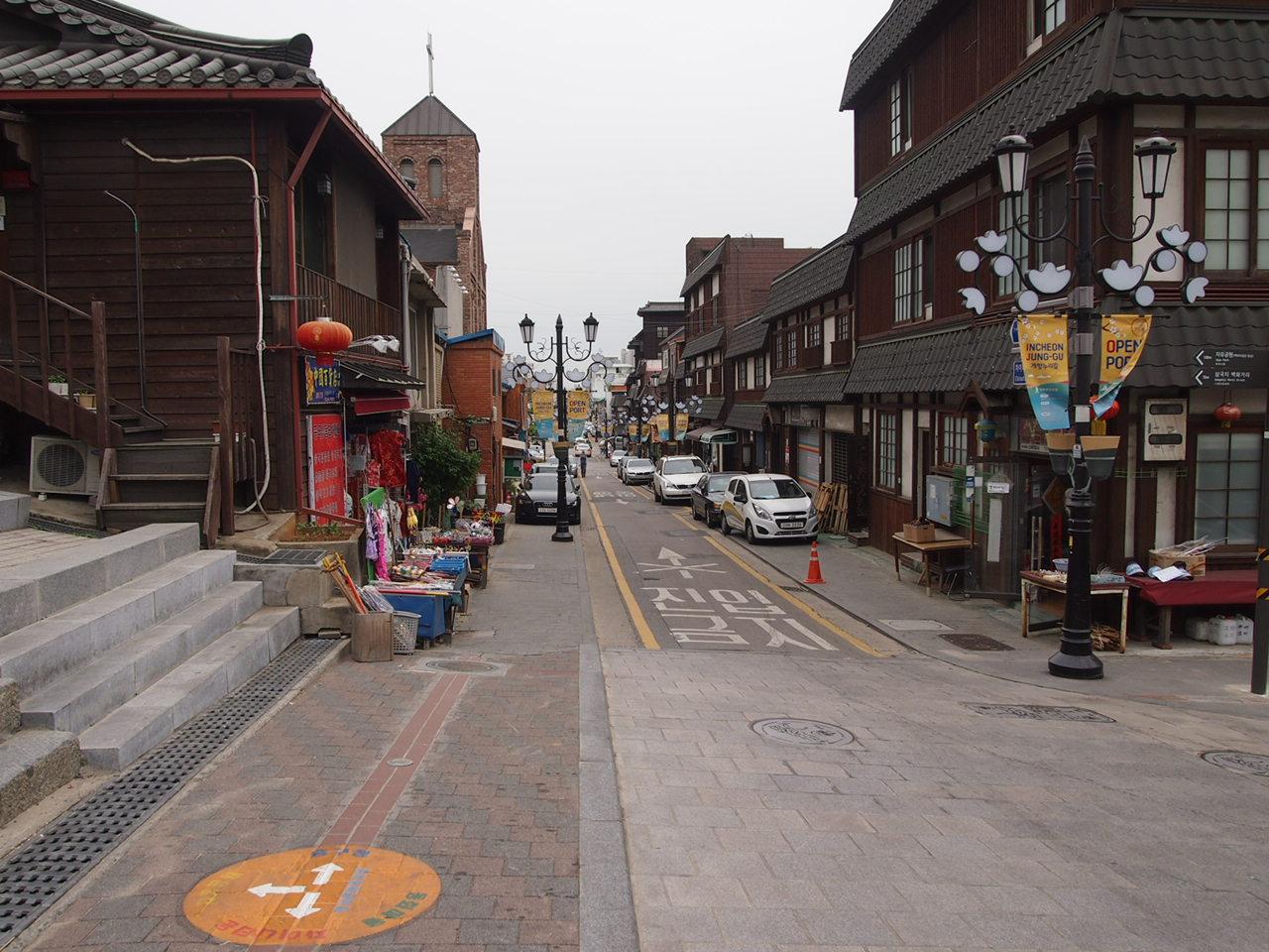 2016年4月 大邱中心の旅 part11 仁川散策2旧日本人街1 : 韓国ホリック ...