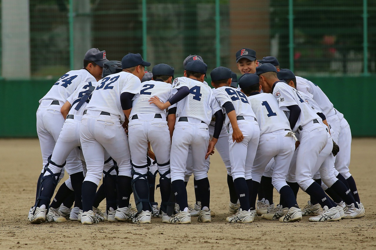 第29回大阪みなづき大会 vs大阪箕面ボーイズ1_a0170082_19414748.jpg