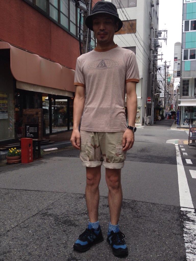 視覚効果でサイズ選び。 (T.W.神戸店)_c0078587_1322871.jpg