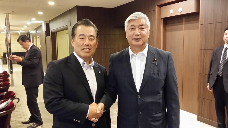 高村正彦副総裁の講演をお聴きし、安全法制の勉強をいたしました。_c0186691_10481483.jpg