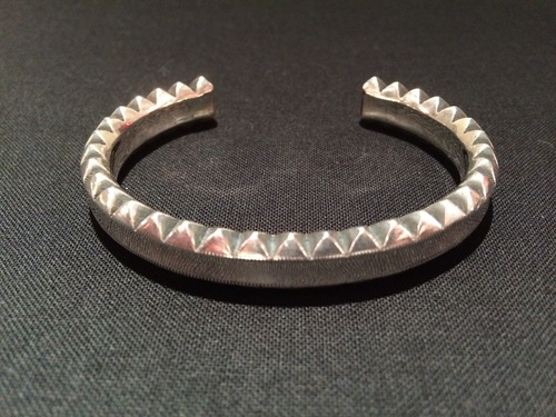 UNDERPASS - Recommend Silver Bangle._c0079892_194381.jpg