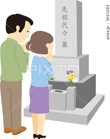 ーー紫陽花!を、お供え!して、お墓参り~!ーー_d0060693_17355518.jpg