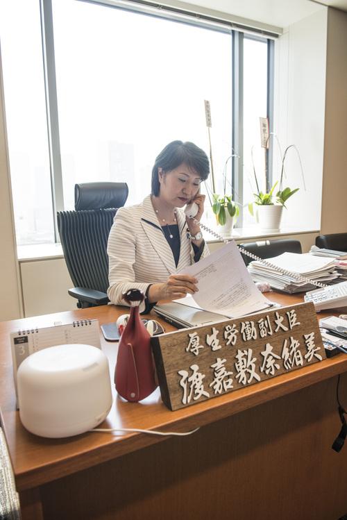 厚生労働副大臣としての災害への取り組み _b0010896_15127100.jpg