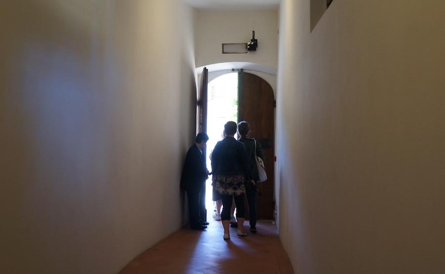 期間限定!ヴァザーリの回廊ツアー_f0106597_06034703.jpg