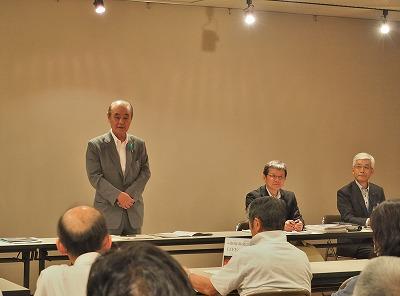 会館で「市政懇談会」が開かれました_c0336902_2012344.jpg