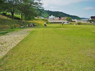 芝刈り機を使ってみました!_c0336902_2123784.jpg
