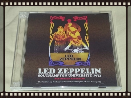 LED ZEPPELIN / SOUTHAMPTON UNIVERSITY 1973_b0042308_16203711.jpg