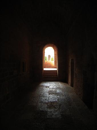 ル・トロネ修道院_c0195909_9355730.jpg