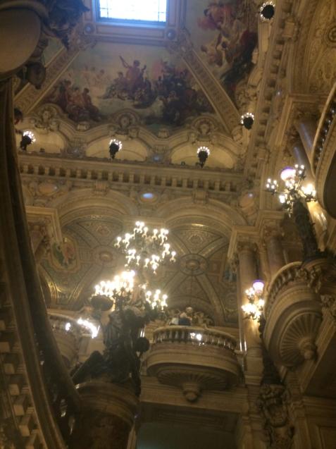 オペラ座  オペラ ガルニエ_d0337937_06350112.jpg