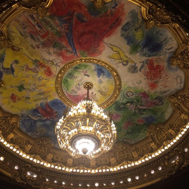 オペラ座  オペラ ガルニエ_d0337937_06350271.jpg
