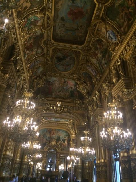 オペラ座  オペラ ガルニエ_d0337937_06350326.jpg