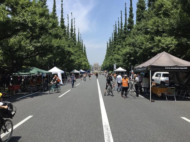 モールトン展 特別記念 自転車試乗会_e0132852_1757112.jpg