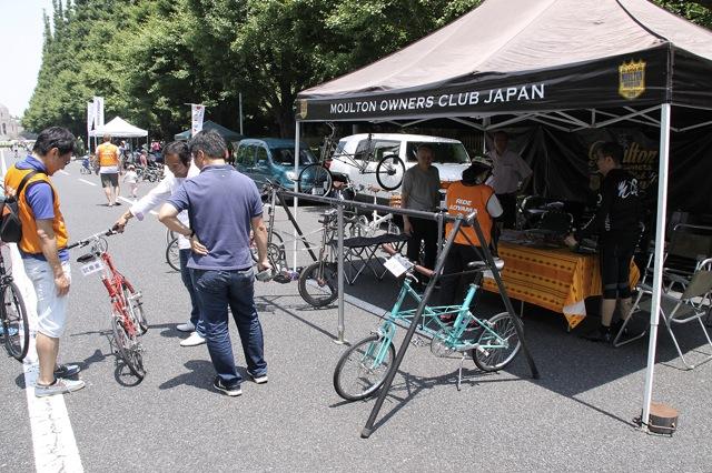 モールトン展 特別記念 自転車試乗会_e0132852_1757661.jpg