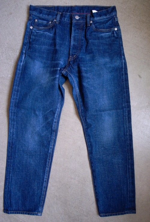 ORDINARY FITS ANKLE DENIM used wash (1YEAR)_d0334060_14241229.jpg