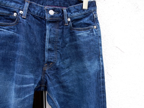 ORDINARY FITS ANKLE DENIM used wash (1YEAR)_d0334060_14245086.jpg