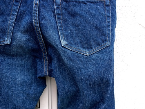 ORDINARY FITS ANKLE DENIM used wash (1YEAR)_d0334060_14252737.jpg