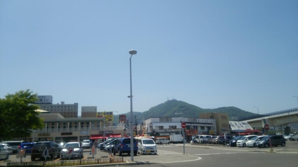 2016年5月31日㈫今朝の函館の気温と天気は。観光北海道_b0106766_06455082.jpg
