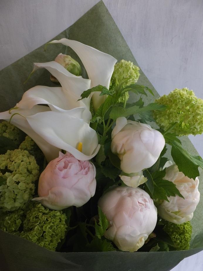 オークリーフ(母の日の花束)_f0049672_16431633.jpg