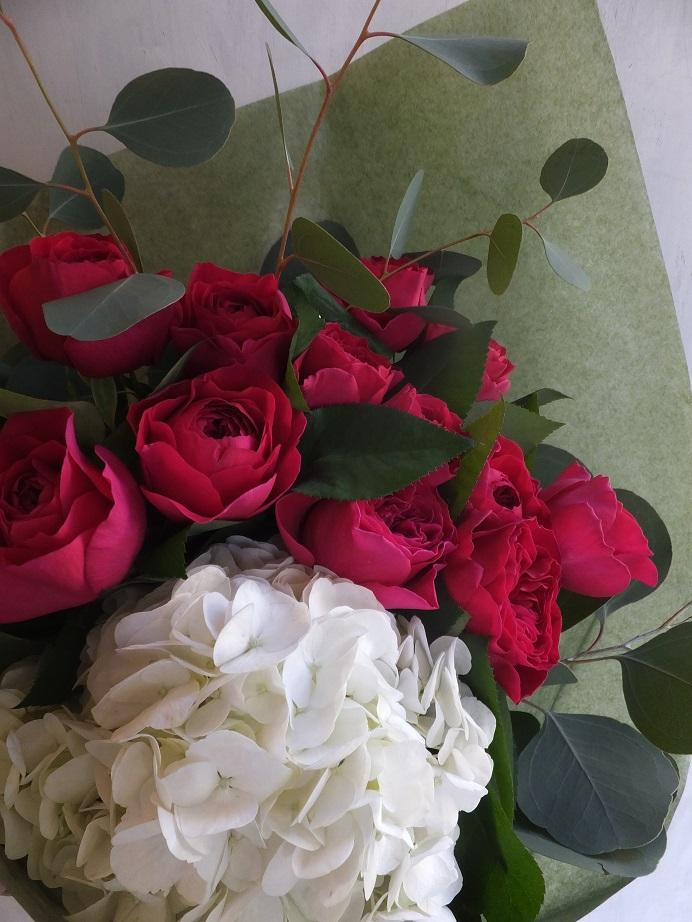 オークリーフ(母の日の花束)_f0049672_16432417.jpg