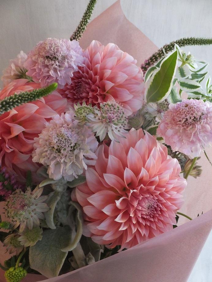 オークリーフ(母の日の花束)_f0049672_16433395.jpg