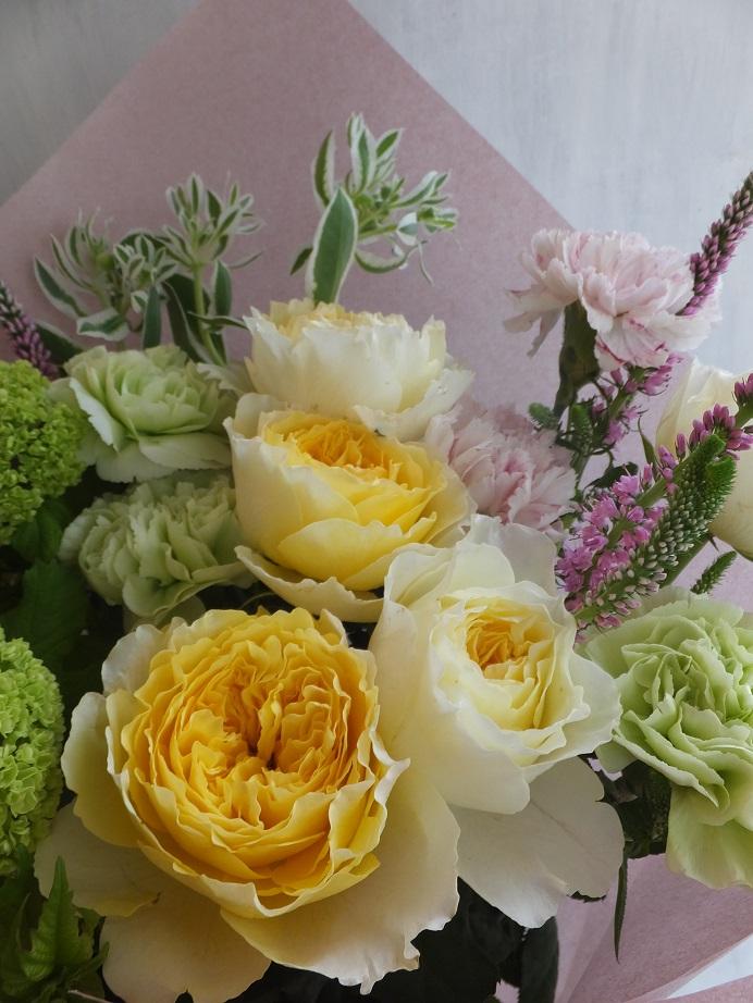 オークリーフ(母の日の花束)_f0049672_16434261.jpg