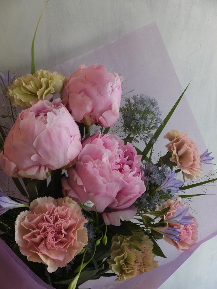 オークリーフ(母の日の花束)_f0049672_16435936.jpg