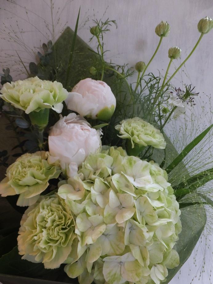 オークリーフ(母の日の花束)_f0049672_1643856.jpg