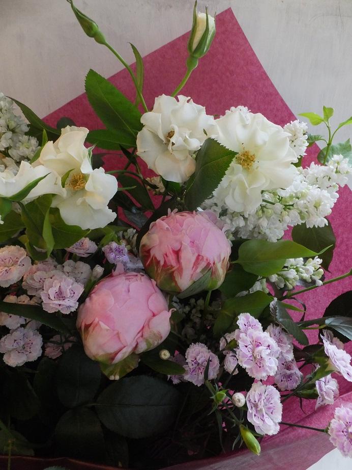 オークリーフ(母の日の花束)_f0049672_16441571.jpg